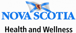 Nova Scotia Health and Wellness Logo